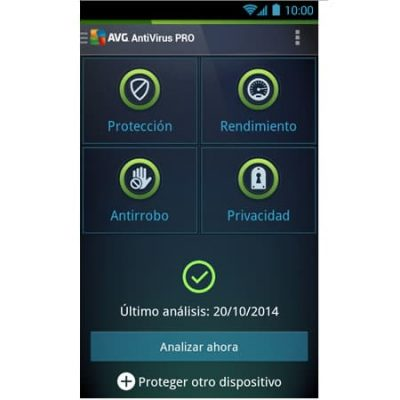 Descargar AVG AntiVirus para Android
