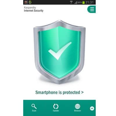 Descargar Kaspersky Internet Security Android
