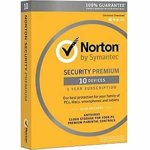 Descargar norton security premium
