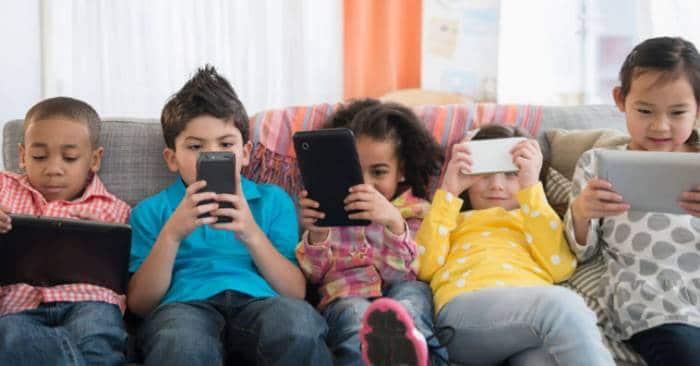 Descargar ninos celulares tablets