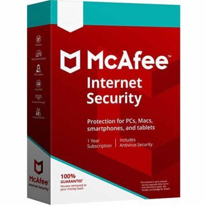 Descargar mcAfee internet security