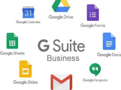 Descargar g suite business