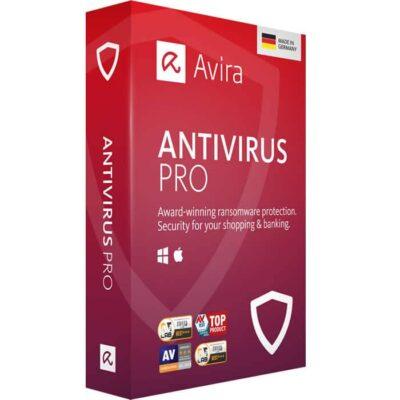 Descargar avira antivirus pro