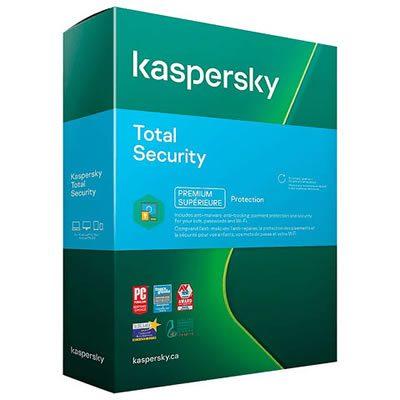Descargar Kaspersky Total Security